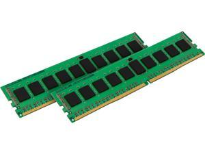 Kingston ValueRAM 16GB (2 x 8GB) DDR4 2133 RAM (Server Memory) ECC Intel Validated DIMM (288-Pin) KVR21E15D8K2/16I