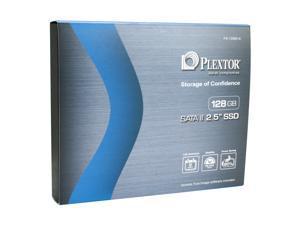"""Plextor PX-128M1S 2.5"""" 128GB SATA II Internal Solid State Drive (SSD)"""
