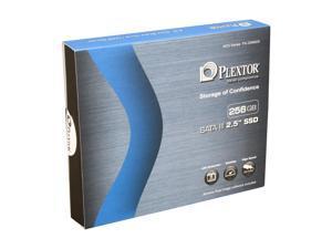 "Plextor PX-M2 Series PX-256M2S 2.5"" MLC Internal Solid State Drive (SSD)"