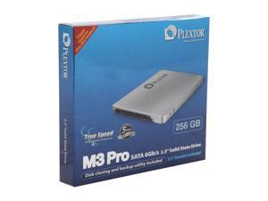 "Plextor M3 Pro Series PX-256M3P 2.5"" MLC 7mm Internal Solid State Drive (SSD)"