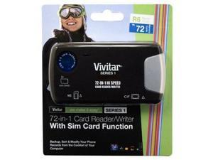 Sakar Vivitar 72-in-1 USB 2.0 FlashCard Reader/Writer