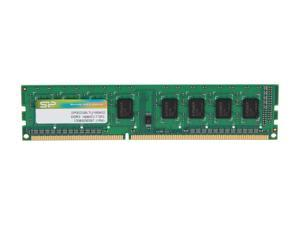Silicon Power 2GB 240-Pin DDR3 SDRAM DDR3 1600 (PC3 12800) Desktop Memory Model SP002GBLTU160V02