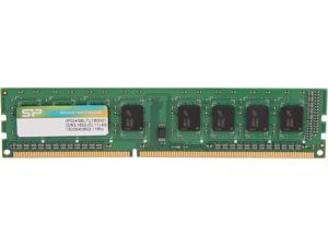 Silicon Power 4GB 240-Pin DDR3 SDRAM DDR3 1600 (PC3 12800) Desktop Memory
