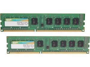 Silicon Power 8GB (2 x 4GB) 240-Pin DDR3 SDRAM DDR3 1333 (PC3 10600) Desktop Memory