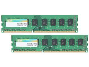 Silicon Power 16GB (2 x 8GB) 240-Pin DDR3 SDRAM DDR3 1600 (PC3 12800) Desktop Memory