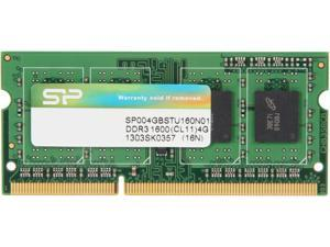 Silicon Power 4GB 204-Pin DDR3 SO-DIMM DDR3 1600 (PC3 12800) Laptop Memory