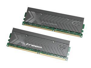 Team Xtreem 2GB (2 x 1GB) 240-Pin DDR2 SDRAM DDR2 1300 (PC2 10400) Dual Channel Kit Desktop Memory