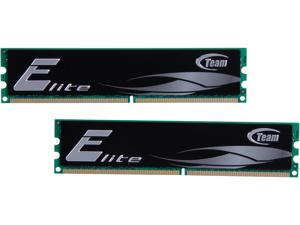 Team Elite 4GB (2 x 2GB) 240-Pin DDR2 SDRAM DDR2 800 (PC2 6400) Desktop Memory Model TEDD4096M800HC5DC