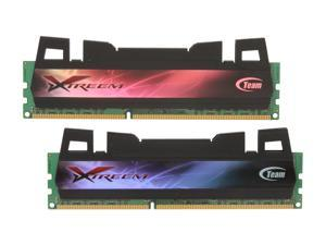 Team Xtreem Dark Series 4GB (2 x 2GB) 240-Pin DDR3 SDRAM DDR3 1600 (PC3 12800) Desktop Memory Model TXD34096M1600HC9DC-D