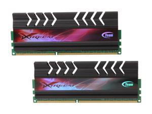 Team Xtreem LV Series 4GB (2 x 2GB) 240-Pin DDR3 SDRAM DDR3 2000 (PC3 16000) Desktop Memory