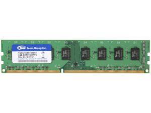 Team Elite 2GB 240-Pin DDR3 SDRAM DDR3 1333 (PC3 10600) Desktop Memory Model TED32048M1333C9