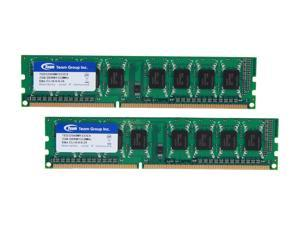 Team Elite 4GB (2 x 2GB) 240-Pin DDR3 SDRAM DDR3 1333 (PC3 10600) Desktop Memory