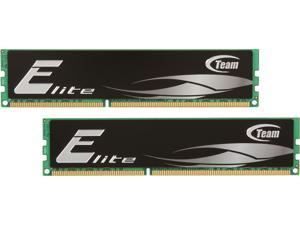 Team Elite 4GB (2 x 2GB) 240-Pin DDR3 SDRAM DDR3 1066 (PC3 8500) Desktop Memory