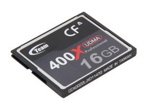Team 16GB Compact Flash (CF) Flash Card