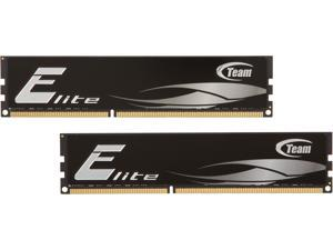 Team 8GB (2 x 4GB) 240-Pin DDR3 SDRAM DDR3 1600 (PC3 12800) Desktop Memory Model TED38192M1600HC11DC