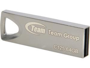 Team C125 64GB USB 2.0 Flash Drive