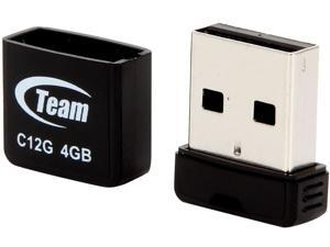Team C12G 4GB USB 2.0 Flash Drive