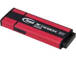 Team Xtreem 256GB USB 3.0 Flash Drive Model X131(TX131256GR01)