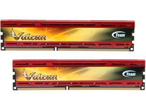 Team Vulcan 8GB (2 x 4GB) 240-Pin DDR3 SDRAM DDR3 2133 (PC3 17000) Desktop Memory Model TLD38G2133HC11ADC01