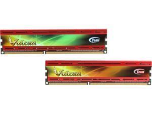 Team Vulcan 8GB (2 x 4GB) 240-Pin DDR3 SDRAM DDR3 2133 (PC3 17000) Desktop Memory Model TLD38G2133HC10QDC01