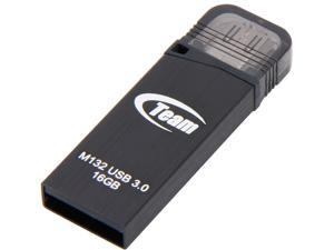 Team M132 16GB USB 3.0 Flash Drive With OTG Support