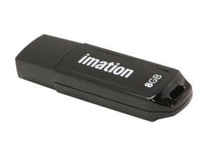 Imation Pocket 8GB USB 2.0 Flash Drive W/ Write-On Labels