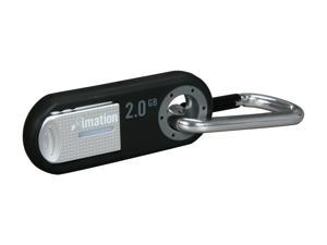 Imation 2GB USB 2.0 Clip Flash Drive