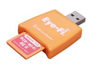 Eye-Fi Mobile X2 8GB Wireless Flash Memory Memory Card