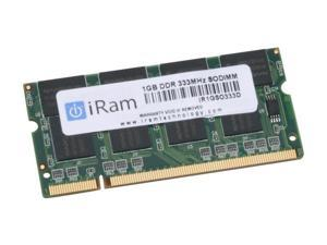 iRam 1GB 200-Pin DDR SO-DIMM Memory For Apple Notebook