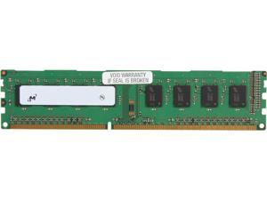 Micron 2GB 240-Pin DDR3 SDRAM DDR3 1600 (PC3 12800) Desktop Memory Model MT8JTF25664AZ-1G6M1