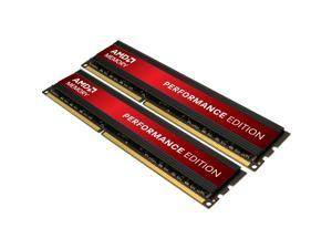 Visiontek Performance Edition 4GB (2 x 2GB) 240-Pin DDR3 SDRAM DDR3 1600 (PC3 12800) Desktop Memory