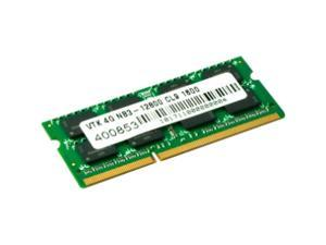 Visiontek 4GB 204-Pin DDR3 SO-DIMM DDR3 1600 (PC3 12800) Laptop Memory