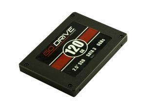 "VisionTek GoDrive 2.5"" 120GB SATA III MLC Internal Solid State Drive (SSD) 900511"