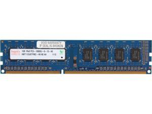 Hynix 1GB 240-Pin DDR3 SDRAM DDR3 1333 (PC3 10600) Desktop Memory Model HMT112U6TFR8C-H9