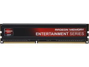 AMD Radeon Entertainment Series 4GB 240-Pin DDR3 SDRAM DDR3 1600 (PC3 12800) Desktop Memory Model AE34G1609U1