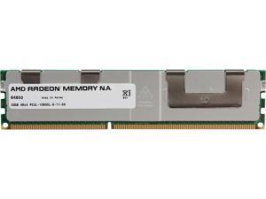 AMD Radeon 32GB 240-Pin DDR3 SDRAM DDR3 1333 (PC3 10600) ECC Server Memory Model AS332G1339L44LG