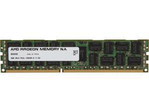 AMD Radeon 8GB 240-Pin DDR3 SDRAM ECC Registered DDR3 1333 (PC3 10660) Server Memory Model AS38G1339R24LU