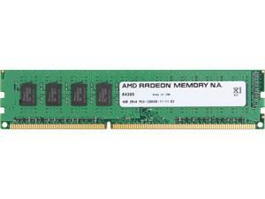 AMD Radeon 4GB 240-Pin DDR3 SDRAM ECC Unbuffered DDR3 1600 (PC3 12800) Server Memory Model ASH81600U/4GB