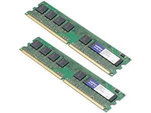 AddOn - Memory Upgrades 2GB (2 x 1GB) 240-Pin DDR2 SDRAM DDR2 800 (PC2 6400) Memory Model DDR2800KIT/2G