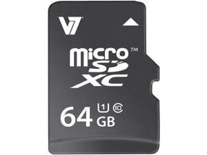 V7 64 GB microSD Extended Capacity (microSDXC)