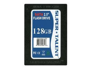 "SUPER TALENT FSD28GC25M 2.5"" 128GB SATA Internal Solid State Drive (SSD)"