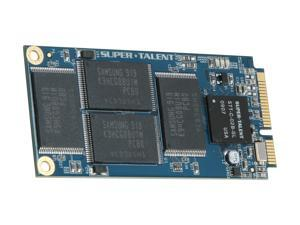 SUPER TALENT FPM64GLSE Mini PCIe 64GB Mini PCIe (SATA) MLC Internal Solid State Drive (SSD)
