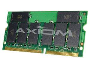 Axiom 256MB 144-Pin SO-DIMM PC 133 Unbuffered Memory Model X7044A-AX