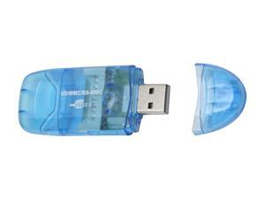 IMC IMC-blue USB 2.0 Card Reader