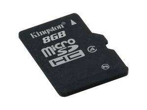 Kingston 8GB microSDHC Flash Card Model MBLY4G2/8GB