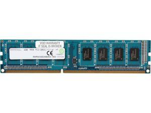 Ramaxel 2GB 240-Pin DDR3 SDRAM DDR3 1600 (PC3 12800) Desktop Memory Model RMR5030ED58E8W-1600