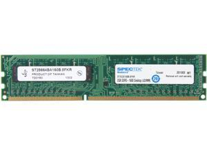 SPECTEK by Micron Technology 2GB 240-Pin DDR3 SDRAM DDR3 1600 (PC3 12800) Desktop Memory