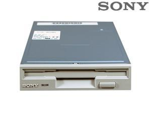 SONY Beige Internal Floppy Drive Model MPF920 Beige - OEM