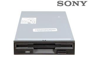 SONY Black Internal Floppy Drive Model MPF920 Black - OEM