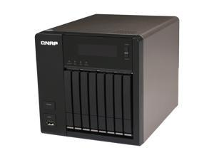 QNAP SS-839-PRO-US Turbo NAS with Advanced Security & iSCSI for Business Users